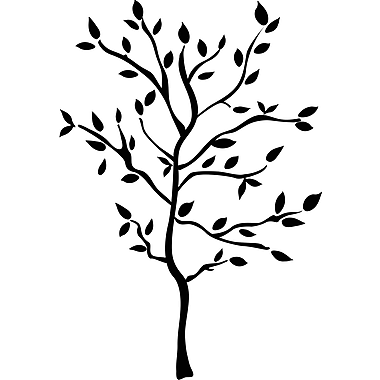 RoomMates® Tree Branches Peel and Stick Wall Decal, 18