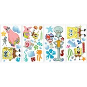 RoomMates® Spongebob Squarepants Peel and Stick Wall Decal, 10 x 18