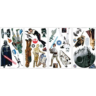 RoomMates® Star Wars™ Classic Peel and Stick Wall Decal, 10