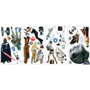 "RoomMates® Star Wars™ Classic Peel and Stick Wall Decal, 10"" x 18"""