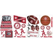 RoomMates® University of Alabama® Peel and Stick Wall Decal, 10 x 18