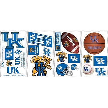 RoomMates® University of Kentucky® Peel and Stick Wall Decal, 10