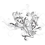 """RoomMates® Forever Twined Peel and Stick Giant Wall Decal, 18"""" x 40"""""""