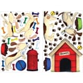 RoomMates® Doggie Treats Peel and Stick MegaPack Wall Decal, 27in. x 40in.