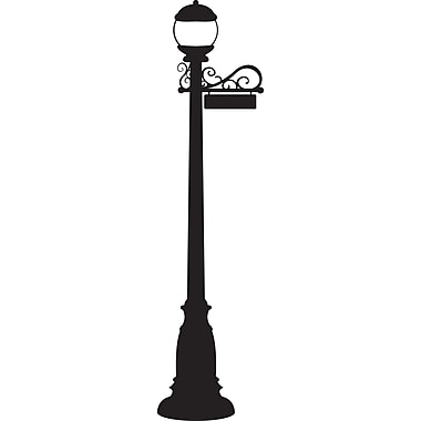 RoomMates® Lamp Post Peel and Stick Giant Wall Decal, 18in. x 40in.