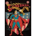 RoomMates® Superman™ Patriotic Comic Cover Peel and Stick Giant Wall Decal, 27in. x 40in.