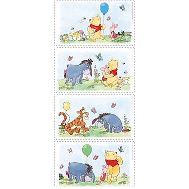RoomMates® Winnie the Pooh Poster Peel and Stick Wall Decal, 10in. x 18in.
