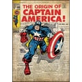 RoomMates® Captain America Comic Cover Peel and Stick Giant Wall Decal, 27in. x 40in.