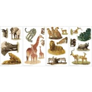 "RoomMates® Safari Peel and Stick Wall Decal, 10"" x 18"""