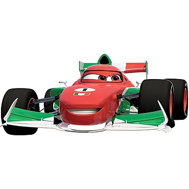 RoomMates® Cars 2 Francesco Peel and Stick Giant Wall Decal, 18in. x 40in.