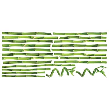 RoomMates® Bamboo Peel and Stick Giant Wall Decal, 18in. x 40in.