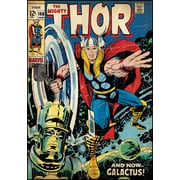 RoomMates® Mighty Thor Comic Cover Peel and Stick Giant Wall Decal, 27 x 40