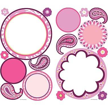 RoomMates® Paisley Dry Erase Peel and Stick Wall Decal, 10in. x 18in.
