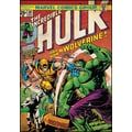 RoomMates® Incredible Hulk and Wolverine Comic Cover Peel and Stick Giant Wall Decal, 27in. x 40in.