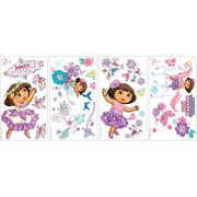 RoomMates® Dora's Enchanted Forest Peel and Stick Wall Decal, 10 x 18