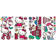 RoomMates® World of Hello Kitty Peel and Stick Wall Decal, 10 x 18
