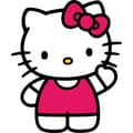 RoomMates® World of Hello Kitty Peel and Stick Giant Wall Decal, 18in. x 40in.