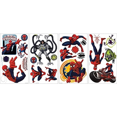 RoomMates® Ultimate Spider Man Peel and Stick Wall Decal, 10