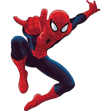 RoomMates® Ultimate Spider Man Peel and Stick Giant Wall Decal, 18