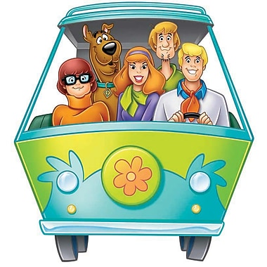 RoomMates® Mystery Machine Peel and Stick Giant Wall Decal, 18in. x 40in.