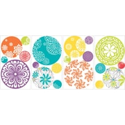 RoomMates® Patterned Dots Peel and Stick Wall Decal, 10 x 18