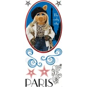 "RoomMates® The Muppets Miss Piggy Peel and Stick Giant Wall Decal, 18"" x 40"""