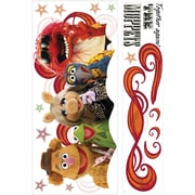 "RoomMates® The Muppets Collage Peel and Stick Giant Wall Decal, 18"" x 40"", 9"" x 40"""