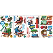 """RoomMates® Thomas the Tank Engine™ Peel and Stick Wall Decal, 10"""" x 18"""""""