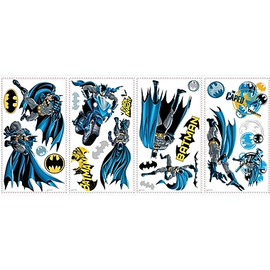 RoomMates® Batman™ Bold Justice Peel and Stick Wall Decal, 10in. x 18in.
