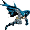 RoomMates® Batman™ Bold Justice Peel and Stick Giant Wall Decal, 18in. x 40in., 9in. x 40in.