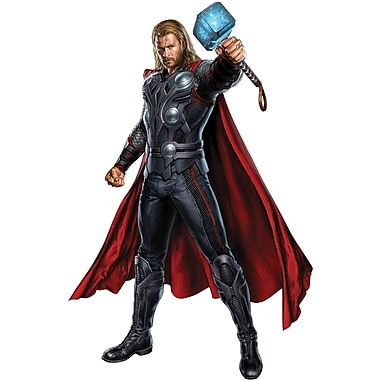 RoomMates® The Avengers™ Thor Peel and Stick Giant Wall Decal, 18in. x 40in.