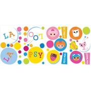 RoomMates® Lalaloopsy Polka Dots Peel and Stick Wall Decal, 10 x 18