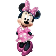 "RoomMates® Minnie Bow-tique Peel and Stick Giant Wall Decal, 18"" x 40"""