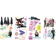 RoomMates® Big Time Rush Peel and Stick Wall Decal, 10 x 18