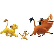 RoomMates® The Lion King Peel and Stick Giant Wall Decal, 18 x 40