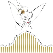 RoomMates® Disney Fairies - Tinker Bell Headboard Peel and Stick Giant Wall Decal, 18 x 40