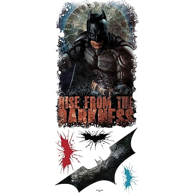 RoomMates® The Dark Knight Rises™ Darkness Peel and Stick Giant Wall Decal, 18in. x 40in.