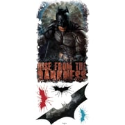 RoomMates® The Dark Knight Rises™ Darkness Peel and Stick Giant Wall Decal, 18 x 40