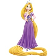 RoomMates® Princess Rapunzel Glow in the Dark Peel and Stick Giant Wall Decal, 18 x 40