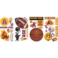 RoomMates® Arizona State University® Peel and Stick Wall Decal, 10in. x 18in.