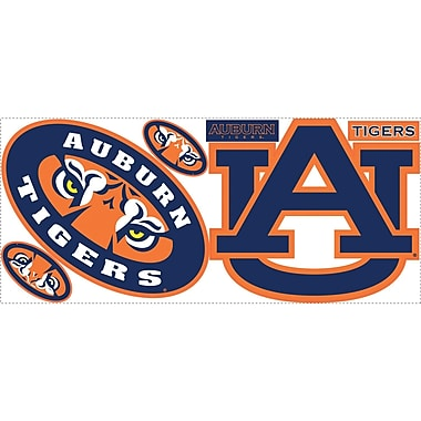 RoomMates® Auburn University® Peel and Stick Giant Wall Decal, 18in. x 40in.