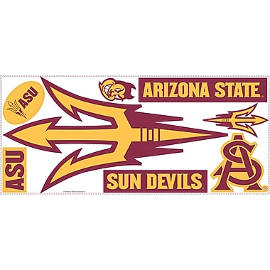 RoomMates® Arizona State University® Peel and Stick Giant Wall Decal, 18in. x 40in.
