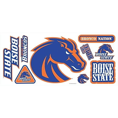 RoomMates® Boise State University™ Peel and Stick Giant Wall Decal, 18in. x 40in.