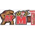 RoomMates® University of Maryland® Peel and Stick Giant Wall Decal, 18in. x 40in.