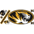 RoomMates® University of Missouri® Peel and Stick Giant Wall Decal, 18in. x 40in.