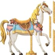 RoomMates® Carousel Horse Peel and Stick Giant Wall Decal, 27in. x 40in.