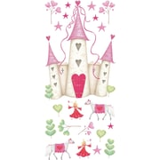 "RoomMates® Princess Castle Peel and Stick Giant Wall Decal, 18"" x 40"""