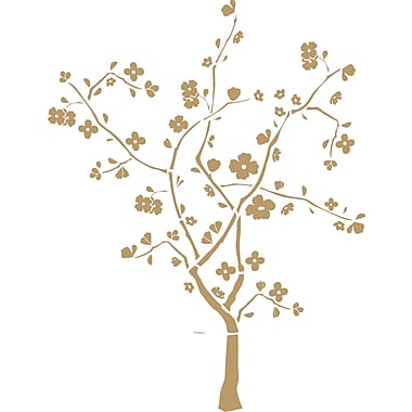 RoomMates® Cherry Blossom Peel and Stick Giant Wall Decal, 18in. x 40in.