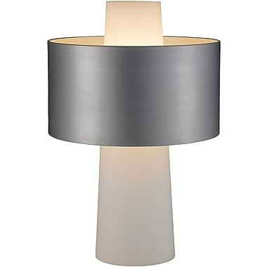 Adesso® 6510-22 Symmetry Table Lamp, 1 x 40 W, Steel