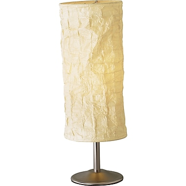 Adesso® 8011-12 Zone Table Lamp, 1 x 60 W, Natural